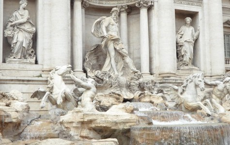 Rome is filled wth great pizzia, pasta, history and sights