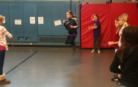 Many students are excited about Jump Rope for Heart
