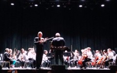 Westchester elementary students perform with famous violinist at Tarrytown festival