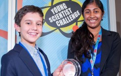 Young Scientist Challenge offers big opportunity to Colonial School's fifth graders