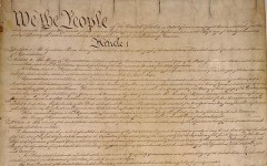 Fifth graders to learn how Constitution works (from March print newspaper)