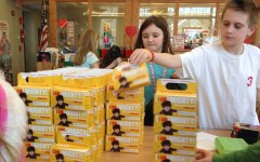Pennies for Patients has already collected almost $3,000 to help Leukemia Society