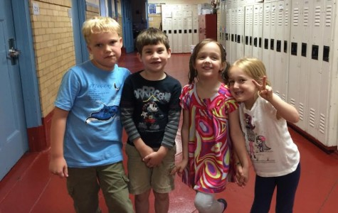Kindergartners say they learned lots, love being in school (year-end print edition)