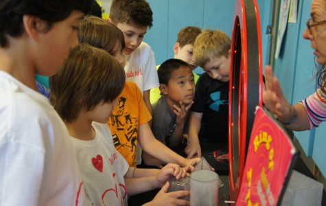 S.T.E.M. takes over school with science, technology, enginneering and math
