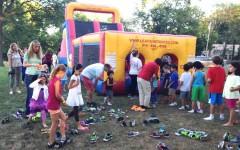Live blogging at Colonial School picnic 2014