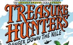 Review: 'Treasure Hunters: Danger Down the Nile' is definitely worth a read