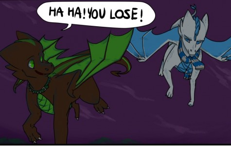 Colonial alumna Emmy Kelly publishes stunning webcomic 'Silverwolf'