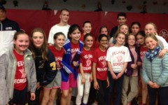 Colonial Red looses to Siwanoy by one point in girls rec basketball championship game