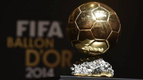 Christian Ronaldo wins Ballon d'Or soccer award