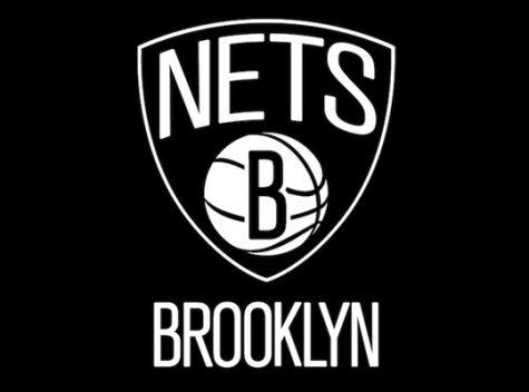 Bill Clinton at the Nets vs Bucks Game