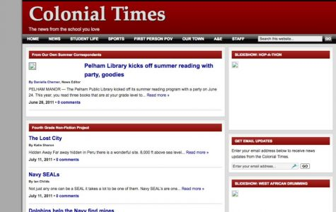 Colonial Times publishes 1,000th article one month before 6th anniversary of founding