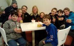 Some kids miss Pure Bliss frozen yogurt shop after closure