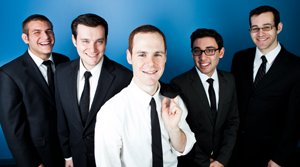 Maccabeats bring their a cappella beat to Sinai Free event