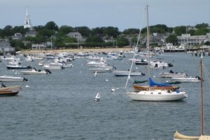 Nantucket: Beaches, a ghost tour, restaurants and best ice cream EVER