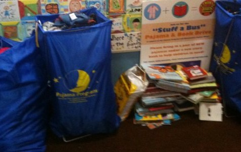 Bus arrives Oct. 31 to be stuffed with PJs and books for kids in need