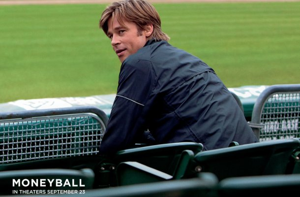 Review: Brad Pitt plays baseball manager in Moneyball