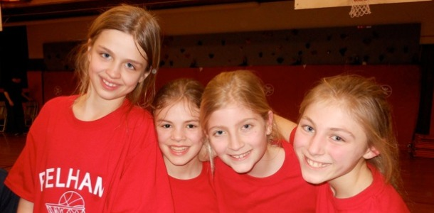 Pelham Rec basketball camp teaches kids sport the fun way