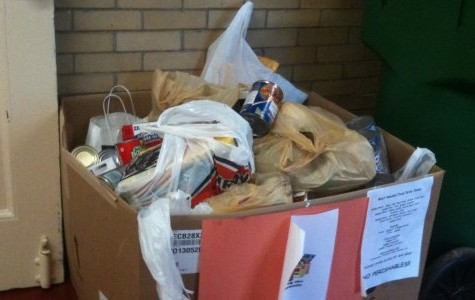 Food drive a big success, collects 1,000 pounds more food this year to help others