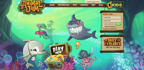 Animal Jam rises fast in popularity at Colonial School