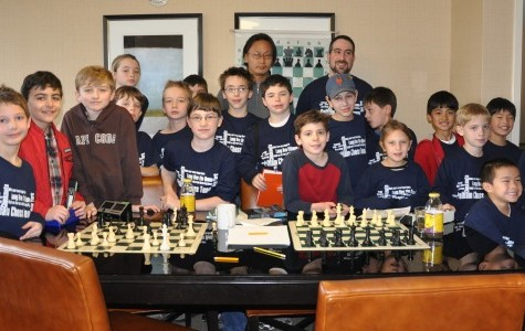 "Colonial chess coach Mr. E inspired to get into chess ""to beat my dad"""