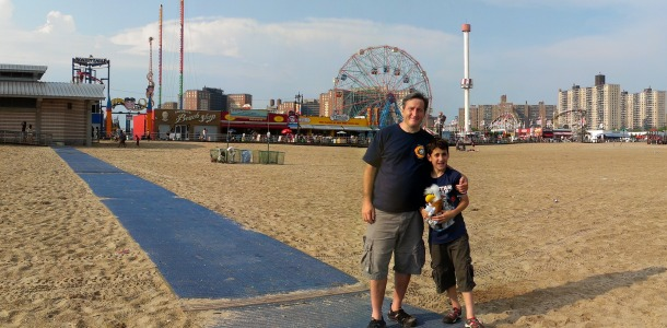 Coney Island: A fun place to spend time in summer