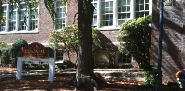 Colonial flood causes school to close early after bathrooms fail
