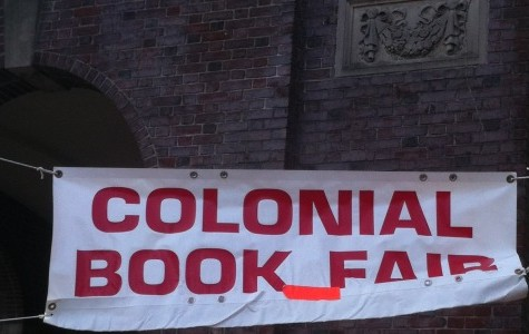 Colonial holds annual book fair Nov. 27 to 29 with family night on first day