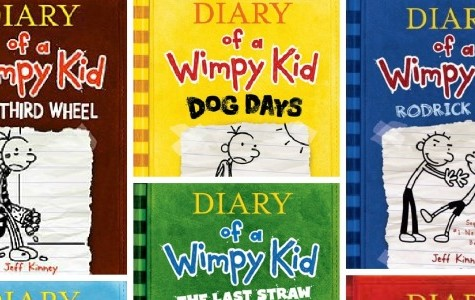 Jeff Kinney's seventh Diary of a Wimpy Kid finally out; Greg talks about life as baby