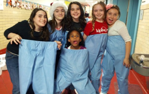 Fifth graders prepare to volunteer at Colonial blood drive March 20