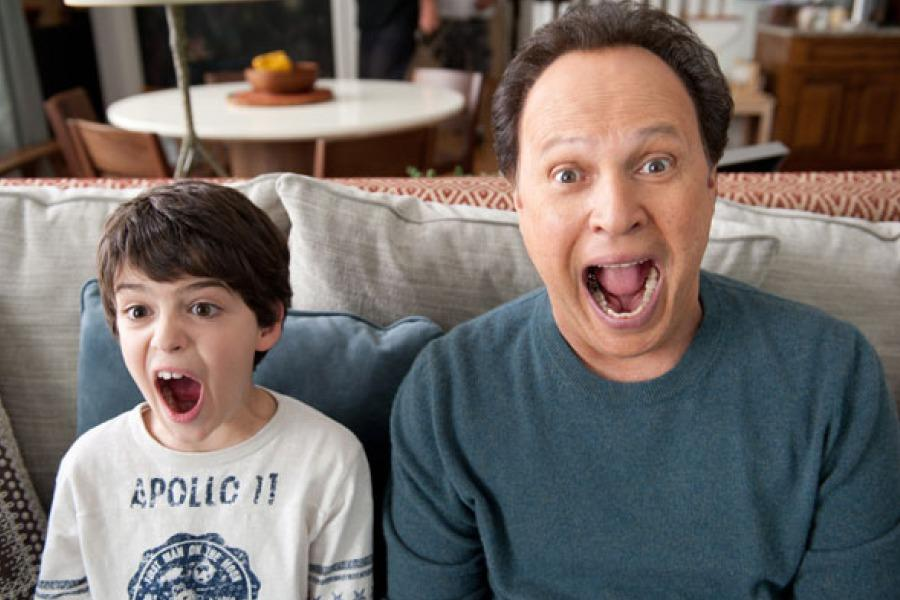 Review: 'Parental Guidance' is funny, family friendly movie with Billy Crystal