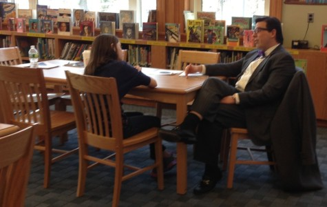 Mid-year printed edition: New schools superintendent ready for journey