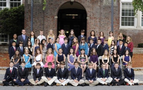 The Colonial School class of 2013