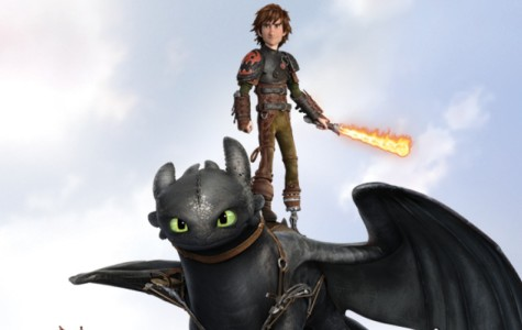 Kick off your summer 2014 with Hiccup and Toothless in 'How to Train Your Dragon 2'