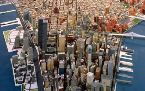 Review: Re-opened Queens Museum amazing place with 3D map of New York and art
