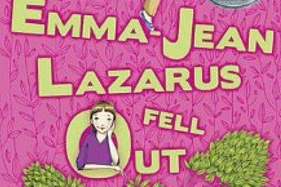 Fourth grade girls get their own book club, read 'Emma-Jean Lazarus Fell Out of a Tree'