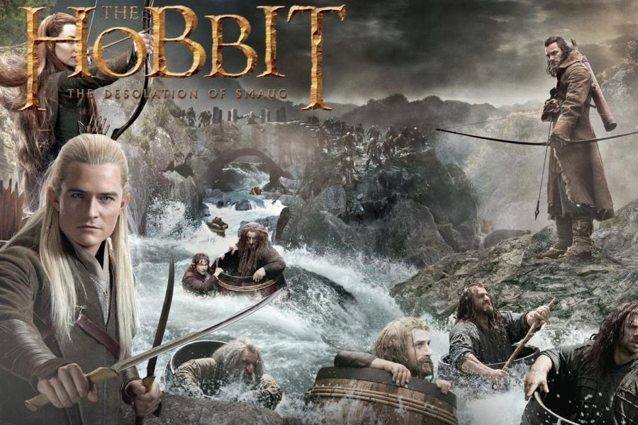 'The Desolation of Smaug' improves on first Hobbit movie with more exciting adventure