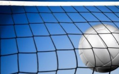 Volleyball tournament excites 5th grade; kids even practice during recess