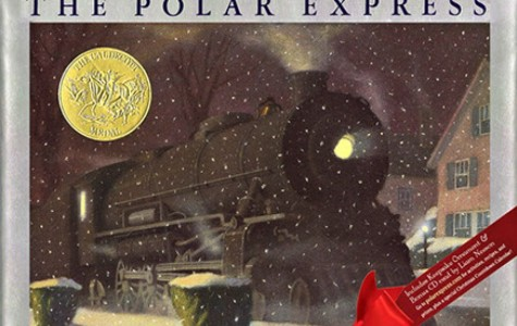 Fifth grade ends Chris Van Allsburg unit by reading and watching 'Polar Express'