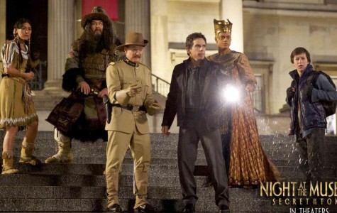 Review: Third 'Night at the Museum' ends series as tablet is running out of magic
