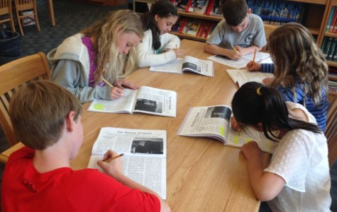 Fifth grade starts Constitution Works for the second year
