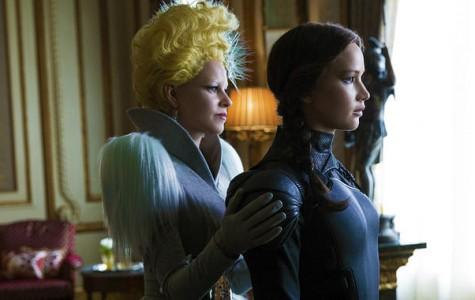 Hunger Games: Mocking Jay pt.2