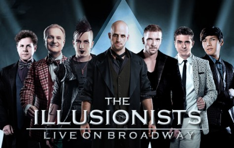 Illusionists' magic show conjures up amazement