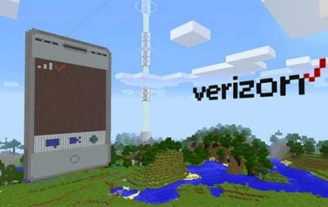 Verizon's Minecraft Phone