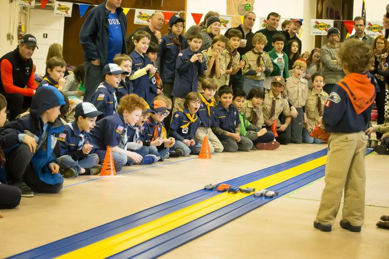 Cub+Scouts+Pinewood+Derby+Comes+Racing+in+on+February+27