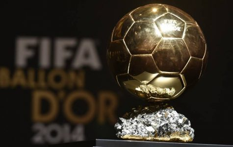 Christian Ronaldo wins Ballon d'Or soccer award