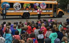 Another successful year collecting pajamas, books for Stuff a Bus