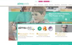 Aimsweb, computer testing app, disliked by Colonial students, called glitchy