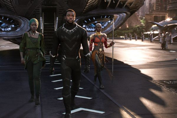 'Black Panther' liked by many people