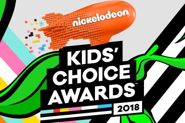 Nickelodeon's 2018 Kids Choice Awards slime Spongebob, Liza Koshy and 'Shape of You'