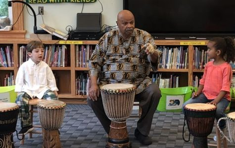 African drums bring the beat (from our June print edition)